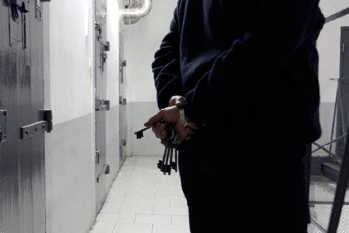 peine d'emprisonnement