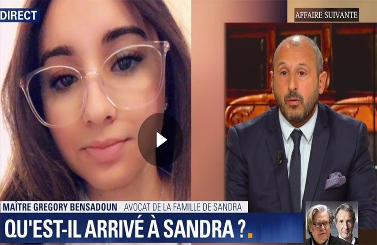 coulisses du meurtre du Sandra